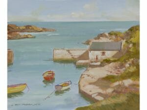 Ballintoy Harbour Boathouse